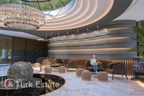 Продажа квартиры в Аланье, Анталья, Турция студия, 62м2, №334 – фото 15