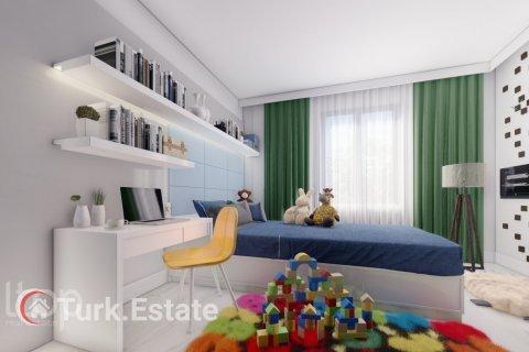 Квартира 1-х ком. в Махмутларе, Турция №644 - 20