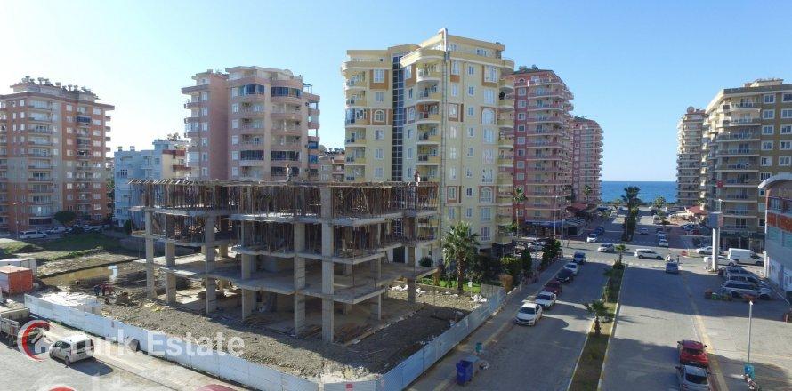 Квартира 2-х ком. в Махмутларе, Турция №239