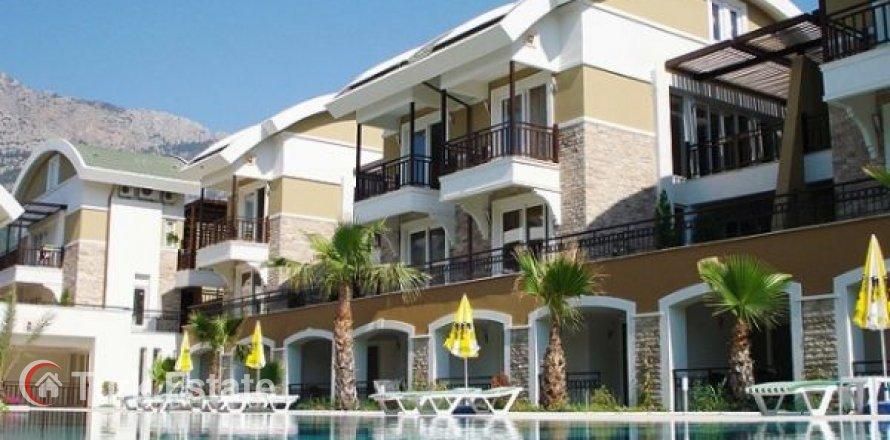 Квартира 2-х ком. в Кемере, Анталья, Турция №1189