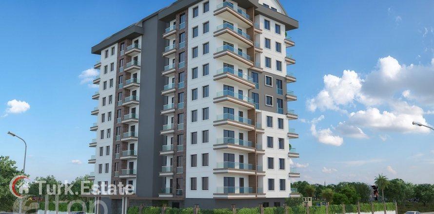 Квартира 1-х ком. в Махмутларе, Турция №411