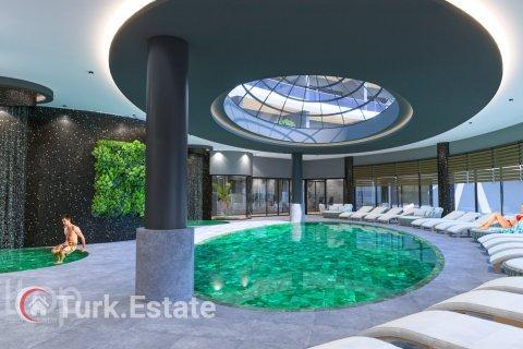 Продажа квартиры в Аланье, Анталья, Турция студия, 62м2, №334 – фото 24