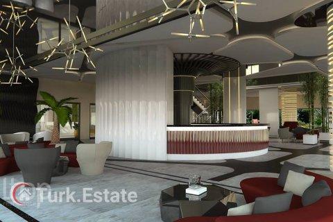 Продажа квартиры в Аланье, Анталья, Турция студия, 67м2, №708 – фото 40