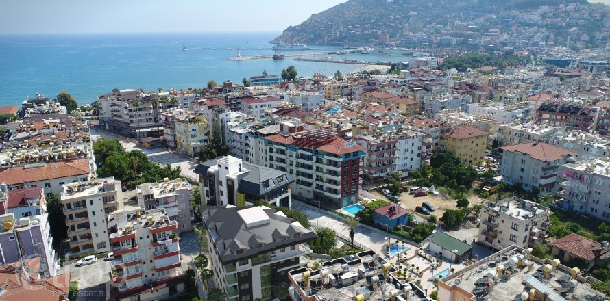 Квартира 1+1 в Аланье, Турция №265