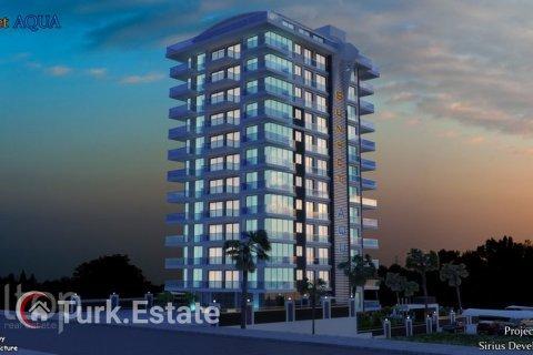 Продажа квартиры в Махмутларе, Анталья, Турция 2 комн., №795 – фото 8