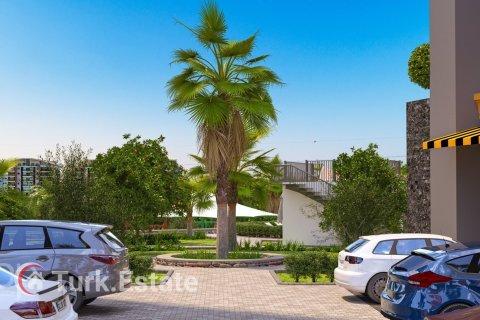 Квартира 1-х ком. в Авсалларе, Турция №323 - 10