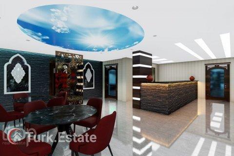 Продажа квартиры в Махмутларе, Анталья, Турция студия, 65м2, №718 – фото 16