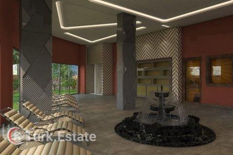 Продажа квартиры в Аланье, Анталья, Турция студия, 67м2, №708 – фото 34