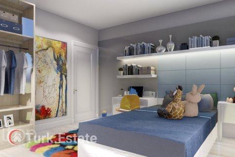 Квартира 1-х ком. в Махмутларе, Турция №644 - 19