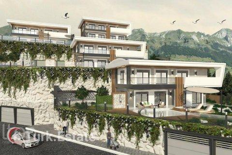 Продажа виллы в Аланье, Анталья, Турция 4+1, 220м2, №589 – фото 5