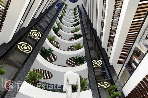Продажа квартиры в Махмутларе, Анталья, Турция студия, 65м2, №718 – фото 23