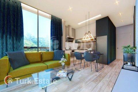 Продажа квартиры в Аланье, Анталья, Турция студия, 53м2, №832 – фото 12