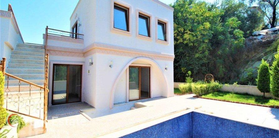 Вилла 2+1 в Аланье, Турция №1134