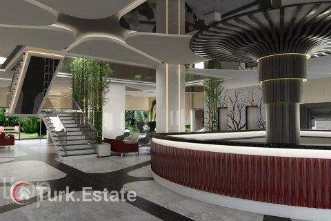 Продажа квартиры в Аланье, Анталья, Турция студия, 67м2, №708 – фото 36