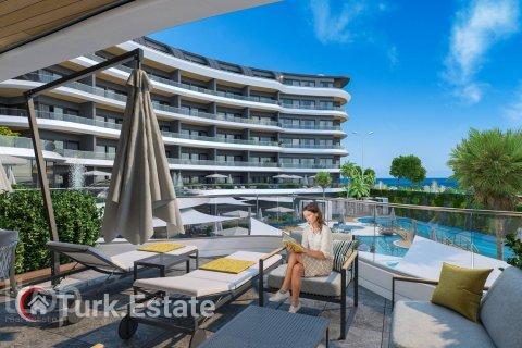 Продажа квартиры в Аланье, Анталья, Турция студия, 62м2, №334 – фото 9