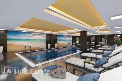 Продажа квартиры в Махмутларе, Анталья, Турция студия, 65м2, №718 – фото 19