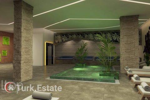Продажа квартиры в Аланье, Анталья, Турция студия, 67м2, №708 – фото 32