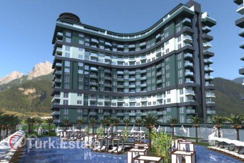 Продажа квартиры в Махмутларе, Анталья, Турция студия, 55м2, №527 – фото 3