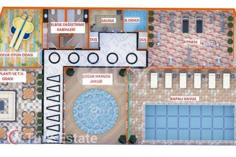 Продажа квартиры в Оба, Анталья, Турция студия, 562м2, №935 – фото 36