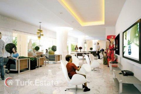 Продажа квартиры в Кестеле, Анталья, Турция студия, 38м2, №1133 – фото 13