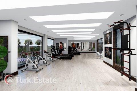Продажа квартиры в Махмутларе, Анталья, Турция студия, 65м2, №718 – фото 21