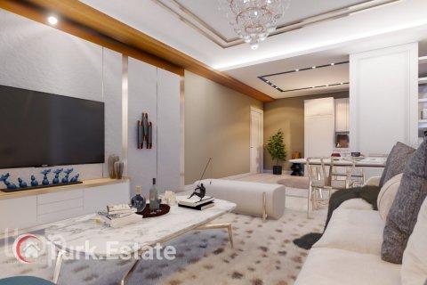 Квартира 1-х ком. в Махмутларе, Турция №644 - 18