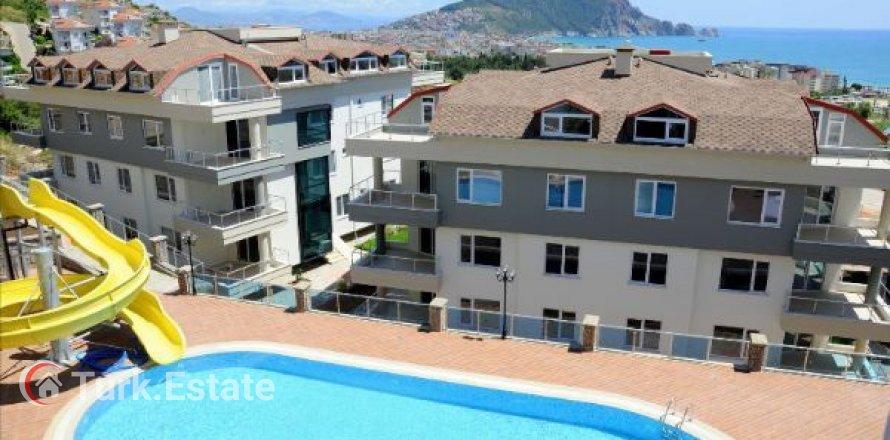 Квартира 1-х ком. в Аланье, Анталья, Турция №1147