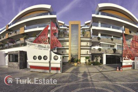 Продажа квартиры в Конаклы, Анталья, Турция студия, 90м2, №1130 – фото 44