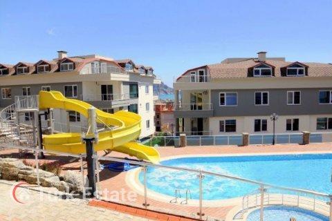 Продажа квартиры в Аланье, Анталья, Турция студия, 55м2, №1147 – фото 2