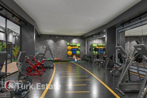 Продажа квартиры в Аланье, Анталья, Турция студия, 62м2, №334 – фото 18