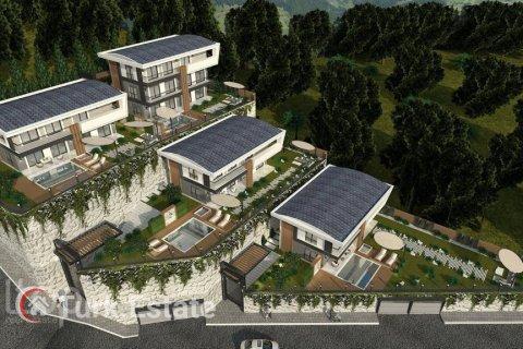 Продажа виллы в Аланье, Анталья, Турция 4+1, 220м2, №589 – фото 4
