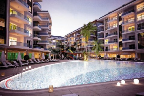 Продажа квартиры в Кестеле, Анталья, Турция студия, 38м2, №1133 – фото 4