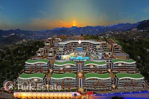 Продажа квартиры в Конаклы, Анталья, Турция студия, 90м2, №1130 – фото 45