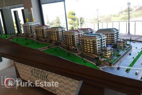 Продажа квартиры в Аланье, Анталья, Турция студия, 67м2, №708 – фото 13