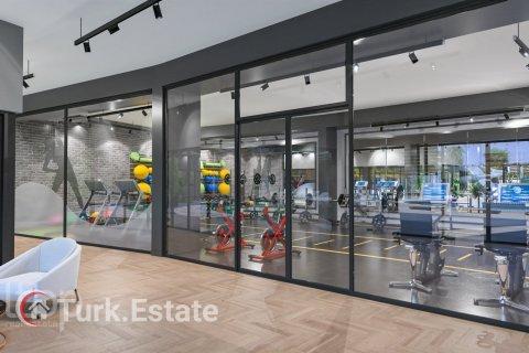 Продажа квартиры в Аланье, Анталья, Турция студия, 62м2, №334 – фото 17