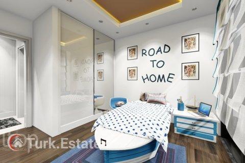 Продажа квартиры в Махмутларе, Анталья, Турция студия, 65м2, №718 – фото 27