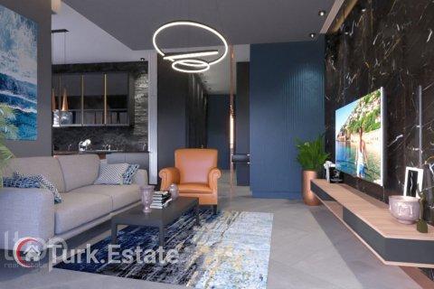 Продажа квартиры в Аланье, Анталья, Турция студия, 62м2, №334 – фото 28