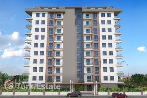 Продажа квартиры в Махмутларе, Анталья, Турция студия, 55м2, №411 – фото 3
