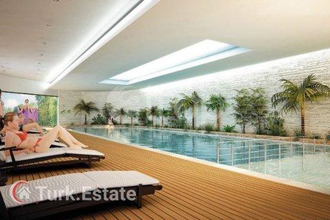 Продажа квартиры в Кестеле, Анталья, Турция студия, 38м2, №1133 – фото 10