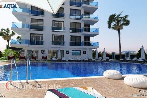 Продажа квартиры в Махмутларе, Анталья, Турция 2 комн., №795 – фото 5