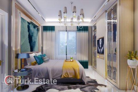 Квартира 1-х ком. в Махмутларе, Турция №644 - 21