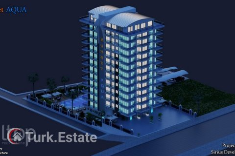 Продажа квартиры в Махмутларе, Анталья, Турция 2 комн., №795 – фото 9