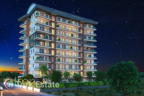 Продажа квартиры в Махмутларе, Анталья, Турция студия, 55м2, №411 – фото 6