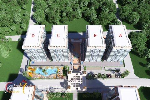 Жилой комплекс 1+1 в Махмутларе, Турция №1659 - 2