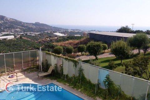 Продажа виллы в Аланье, Анталья, Турция 7+1, 1500м2, №471 – фото 49