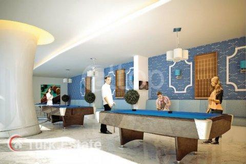 Продажа квартиры в Кестеле, Анталья, Турция студия, 38м2, №1133 – фото 16