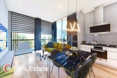 Продажа квартиры в Аланье, Анталья, Турция студия, 53м2, №832 – фото 13