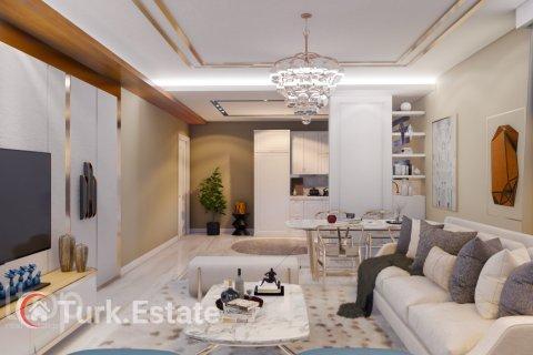 Квартира 1-х ком. в Махмутларе, Турция №644 - 11