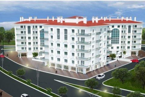 Жилой комплекс  SAFİR KONUTLARI в Аксарае, Турция №1810 - 5