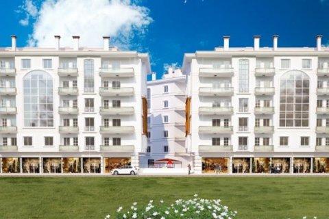 Жилой комплекс  SAFİR KONUTLARI в Аксарае, Турция №1810 - 1